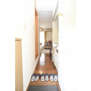 新宿区戸山(その他)-1R公寓大厦 楼层布局