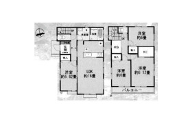 4LDK House in Nakasatsuma - Kamagaya-shi