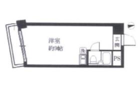 港区 芝(4、5丁目) 1R {building type}