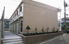 横浜市神奈川区三ツ沢上町-1K公寓大廈