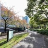 1LDK Apartment to Rent in Minato-ku Outside Space
