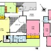 6LDK House to Rent in Yokohama-shi Naka-ku Floorplan