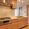 2LDK Apartment to Buy in Yokohama-shi Naka-ku Kitchen