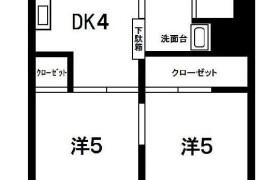2DK Mansion in Kamisaginomiya - Nakano-ku