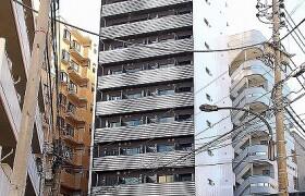新宿区下宮比町-1K公寓大厦