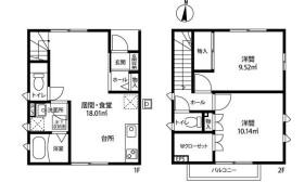 2LDK House in Suzuya - Saitama-shi Chuo-ku