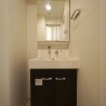 1K Apartment to Rent in Koto-ku Washroom