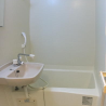 1K Apartment to Rent in Niiza-shi Bathroom