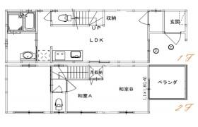 Whole Building {building type} in Hanazonominami - Osaka-shi Nishinari-ku