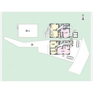 4LDK {building type} in Yanagishimakaigan - Chigasaki-shi Floorplan