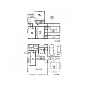 5LDK House in Yamashinadai - Yokosuka-shi Floorplan
