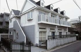 新宿区南榎町-1K独栋住宅