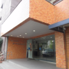 1R Apartment to Buy in Minato-ku Building Entrance