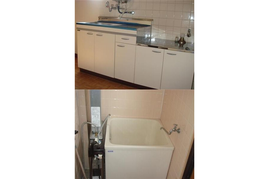 2DK Apartment to Rent in Koto-ku Interior