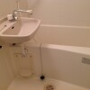 1K Apartment to Rent in Nerima-ku Bathroom