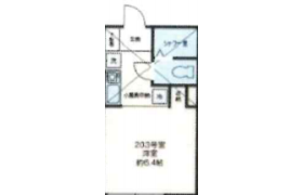 1K Apartment in Kaitaicho - Shinjuku-ku