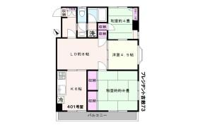 3LDK Apartment in Kishikicho - Saitama-shi Omiya-ku