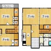 4K House to Rent in Choshi-shi Floorplan