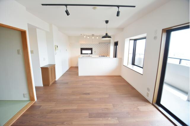 4LDK Apartment to Buy in Sendai-shi Miyagino-ku Exterior