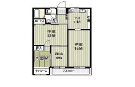渋谷区 初台 2SLDK マンション