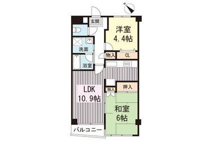 2LDK Apartment to Rent in Nerima-ku Exterior