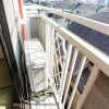 2K Apartment to Rent in Shinagawa-ku Balcony / Veranda