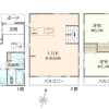 2SLDK House to Buy in Setagaya-ku Floorplan