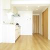 在大田區購買2DK 公寓大廈的房產 起居室