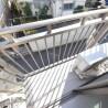 1K Apartment to Rent in Kashiwa-shi Balcony / Veranda
