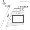 在枚方市内租赁1K 公寓 的 Layout Drawing