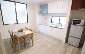 新宿區高田馬場-1DK公寓大廈