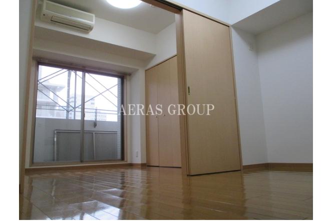 在Chuo-ku內租賃1DK 公寓 的房產 起居室