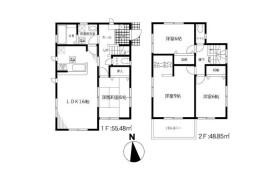 4LDK House in Yurigaoka - Naka-gun Ninomiya-machi