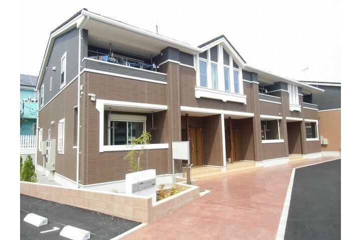 3LDK Apartment to Rent in Odawara-shi Exterior