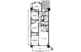 4LDK Apartment in Shimosakunobe - Kawasaki-shi Takatsu-ku