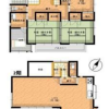 Whole Building Holiday House to Buy in Kamo-gun Higashiizu-cho Floorplan