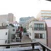 1DK Apartment to Buy in Shinjuku-ku Balcony / Veranda