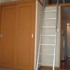 1K マンション 板橋区 リビングルーム