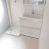 在大阪市東住吉区购买3LDK 独栋住宅的 盥洗室