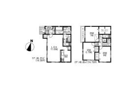 3LDK House in Kadosawabashi - Ebina-shi