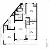 3LDK Apartment to Buy in Fujisawa-shi Floorplan