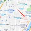在台东区购买楼房(整栋) 办公室的 地图