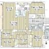 5LDK Apartment to Rent in Minato-ku Floorplan