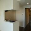 在中央区内租赁1K 公寓大厦 的 厨房