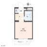 1R Apartment to Buy in Toshima-ku Floorplan