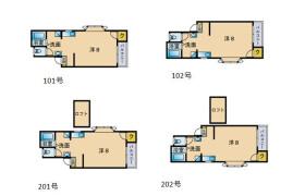 Whole Building Apartment in Yoshizuka - Fukuoka-shi Hakata-ku