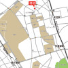 1K Apartment to Rent in Chiba-shi Inage-ku Access Map