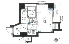 1R Mansion in Nakajimacho - Yokohama-shi Minami-ku