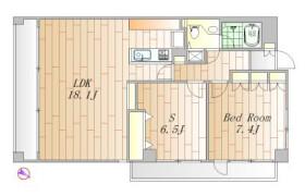 1SLDK Apartment in Shimomeguro - Meguro-ku