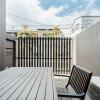 1K Apartment to Rent in Kyoto-shi Minami-ku Balcony / Veranda